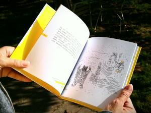 Innenansicht Bärenbuch