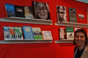 Linns Abenteuer auf der Buchmesse