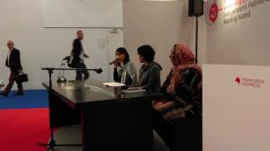Podium_indonesische Verlegerinnen_2